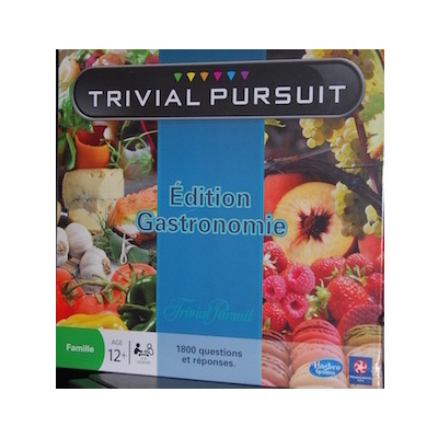 Trivial Pursuit Édition Gastronomie2
