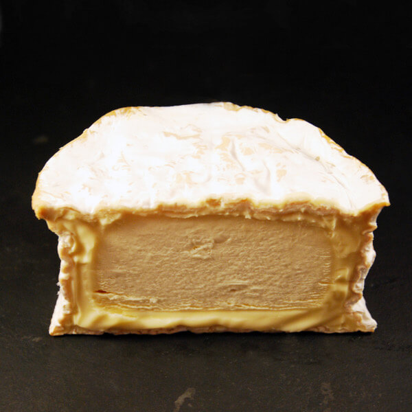 Chaource fermier : fromage au lait cru de Vache à croûte fleurie