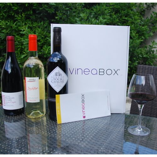 Box Vin 3Bouteilles
