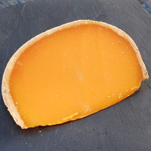 Mimolette Extra Veille : Fromage au lait cru de vache