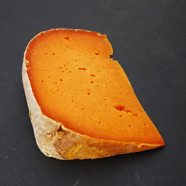 Mimolette Jeune : fromage au lait cru de vache