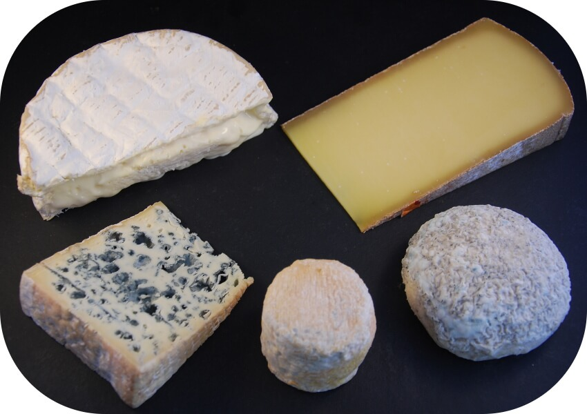 Offre 2 Groupon Septembre - 5 Fromages