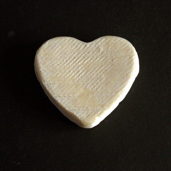 Coeur de chèvre Fermier : fromage au lait cru de chèvre