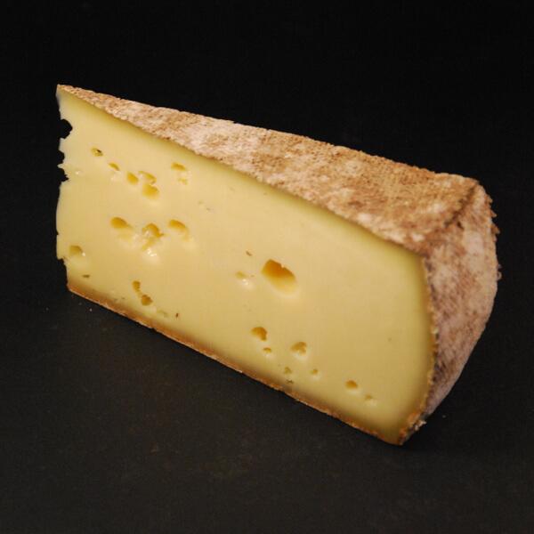 Tomme Fermière d'alpage Brossée : Fromage au lait cru de Vache