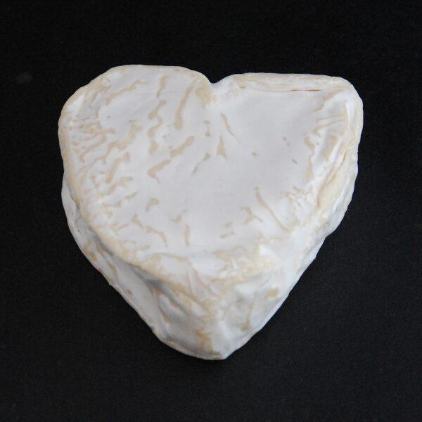 Neufchâtel : fromage à base de lait de vache