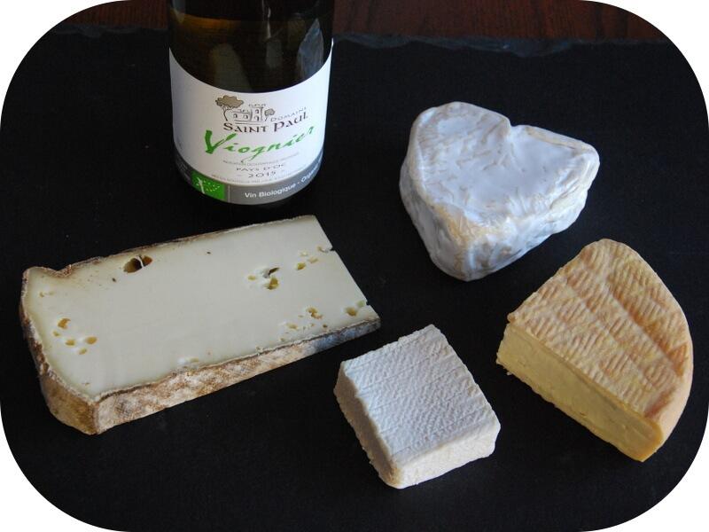 Plateau Vin-Fromages Février 2017
