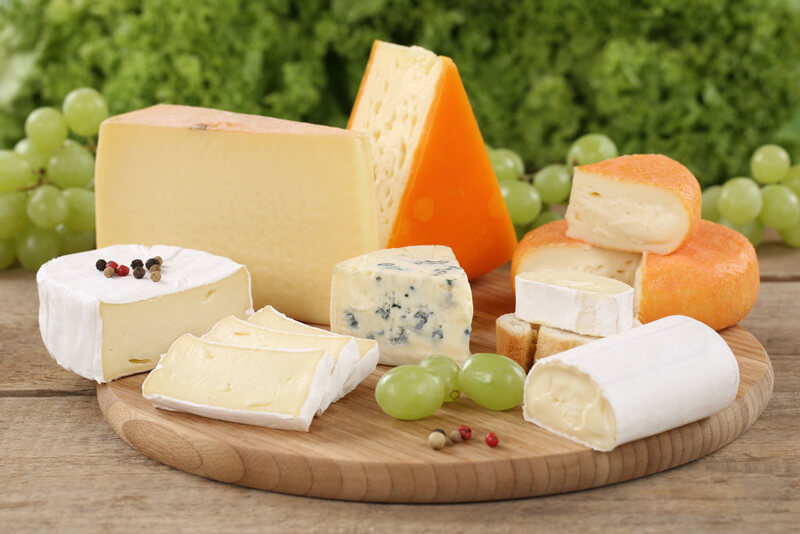 Découvrir les différents facteurs d'influence des différentes textures de fromage