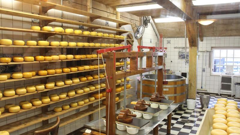 Pourquoi la taille et les formes des fromages varient ?