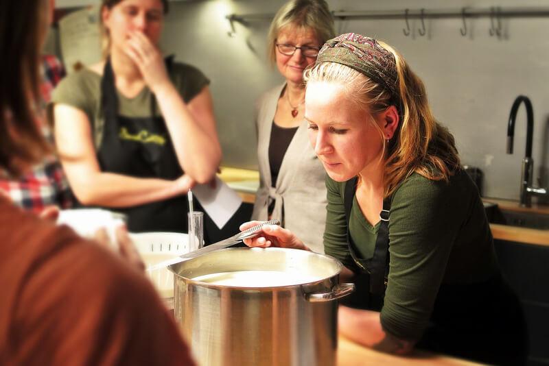 Fabrication du fromage : Qu'est-ce que la présure ?