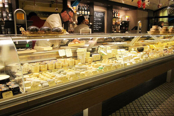 Gauthier Fromagerie Rennes