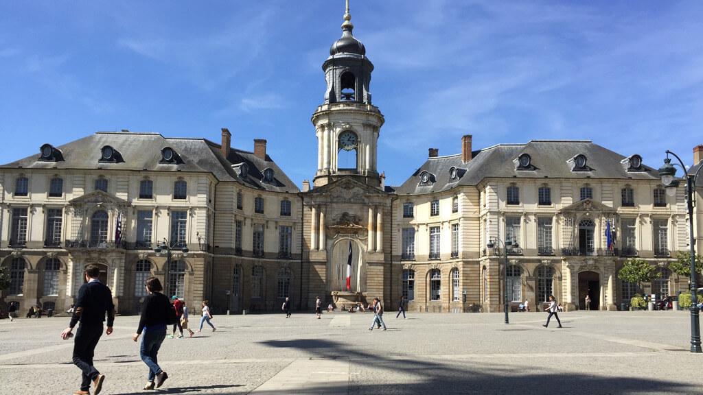 Mairie Rennes Liste des fromageries