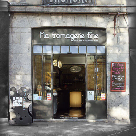 Ma Fromagerie Fine Rennes