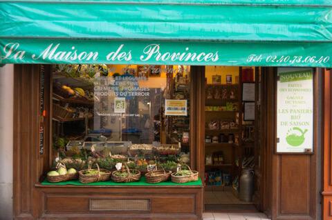 La Maison des Provinces Fromagerie Nantes