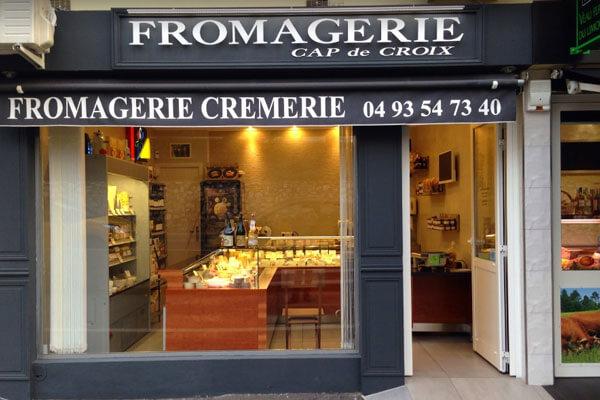 Nice Fromagerie Cap de Croix