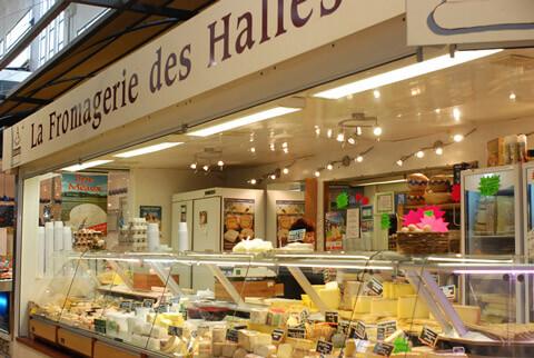 Fromagerie des Halles Marché Talensac Nantes