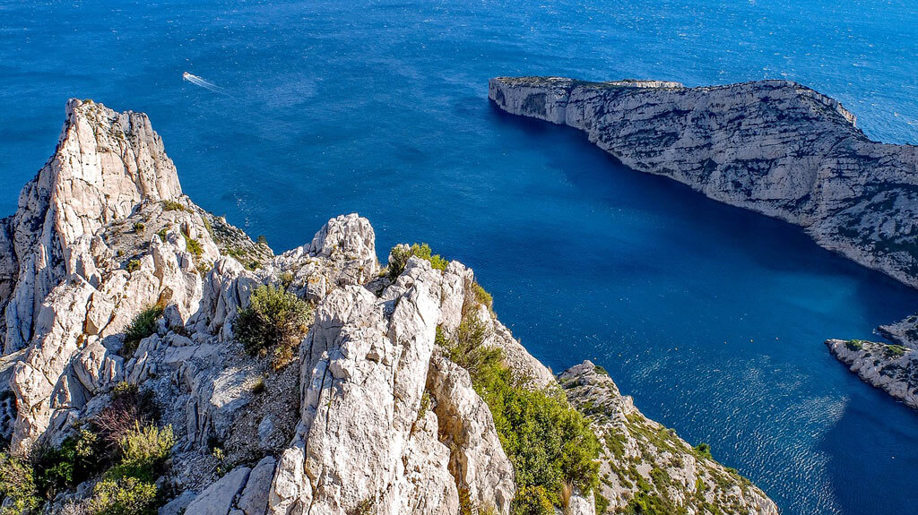 Marseille, ses Calanques et ses formageries
