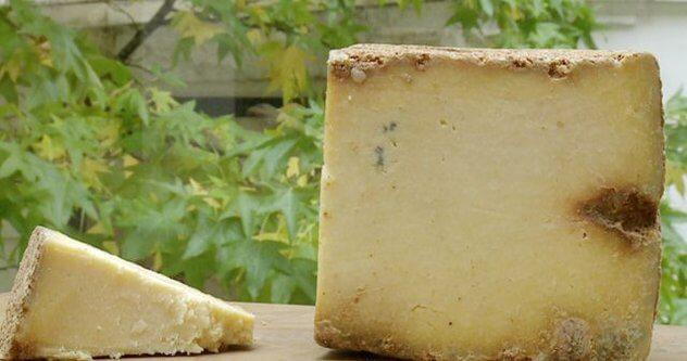 Bleu de Termignon dans une fromagerie à Strasbourg