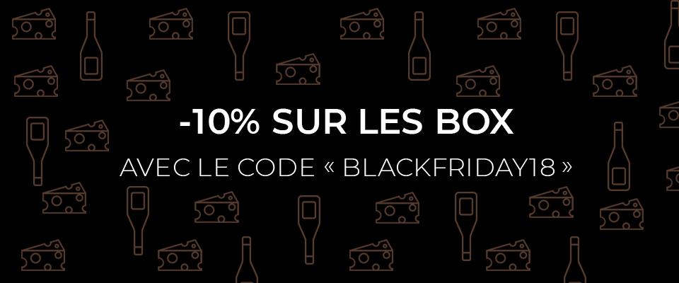 BLACKFRIDAY 2018 Box La Boite du Fromager