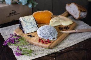 La Box Fromage de la boite du fromager