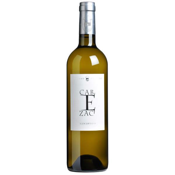 Château Cabezac, cuvée Alice : Vin Blanc Minervois du Languedoc Roussillon