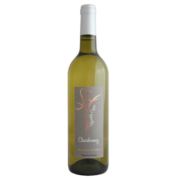 Vignoble Cogné cuvée blanc Chardonnay