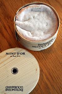 Vacherin Mont d'Or Fromage du Jura