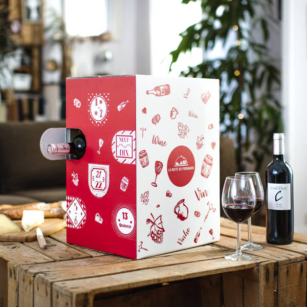 @ Vineabox : 149,00€ le calendrier