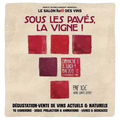 Salon Rue89 des Vins