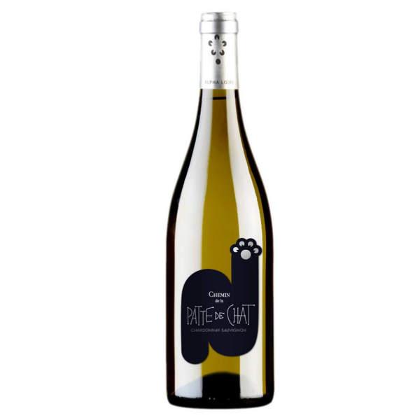 Alpha Loire Domaines : Chemin de la Patte de Chat : Sauvignon et Chardonnay