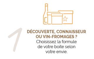 Tuto 1 : Découverte, Connaisseur ou Vin-Fromages ?