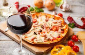 Quel vin boire avec une Pizza ?