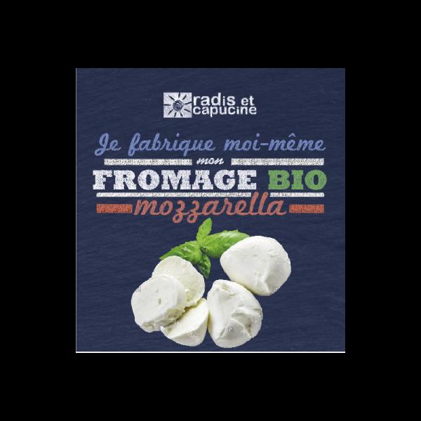 bocal diy fromage de Mozzarella 3