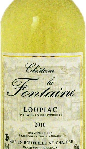 La Fontaine: S'il vous reste du foie gras, vous allez connaître un moment intense! Servez-moi un peu frais et laissez-vous faire