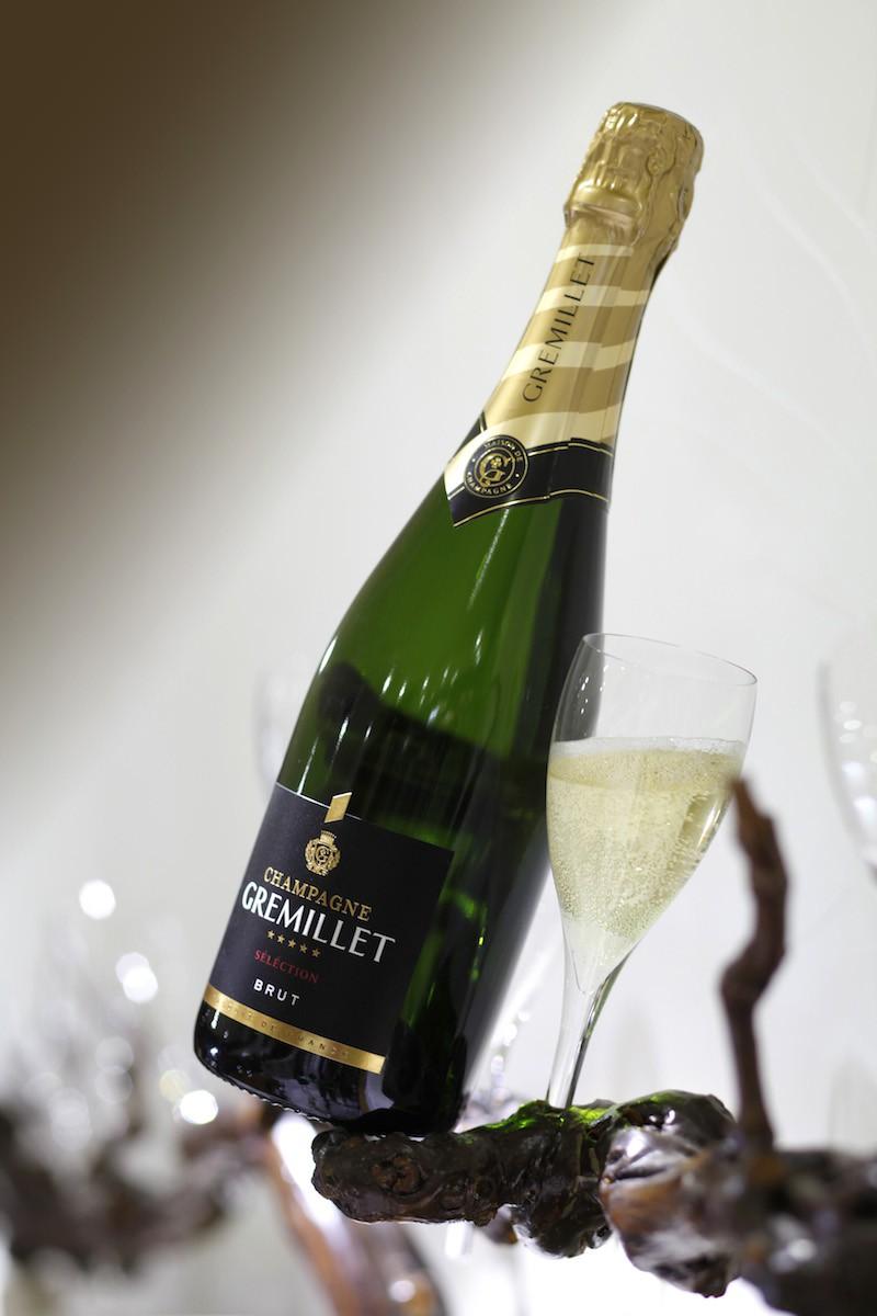 Champagne GREMILLET - Cuvée Sélection - 75cl