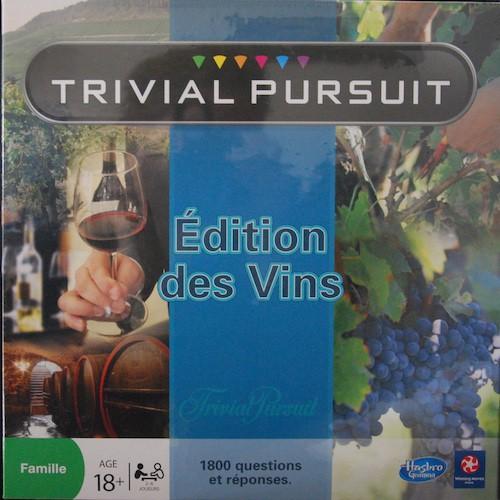TRIVIAL PURSUIT - Nouvelle Edition des Vins 2014
