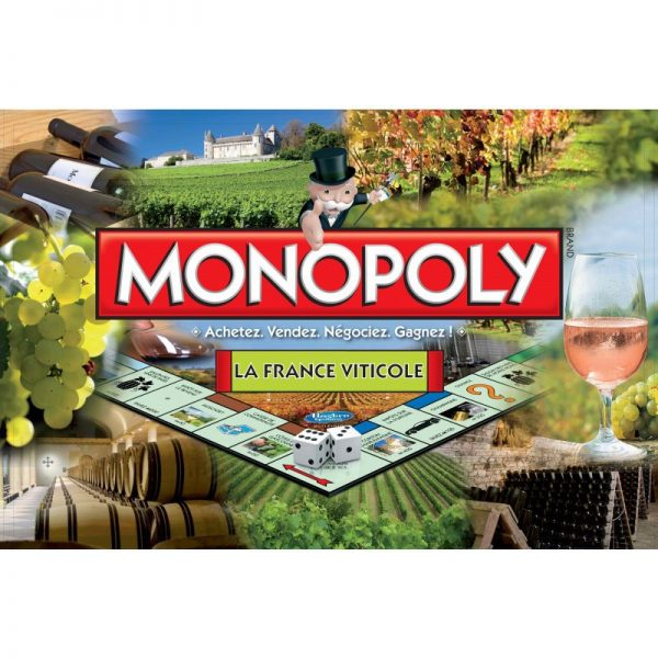 MONOPOLY - La France Viticole