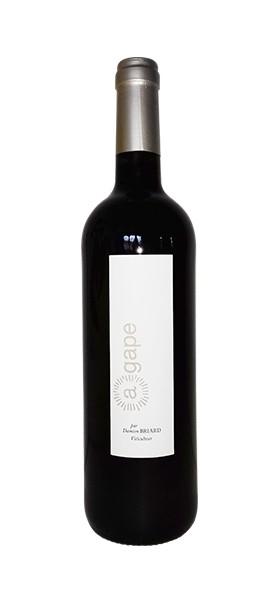 Domaine Damien Briard - Côtes de Bordeaux - Agape