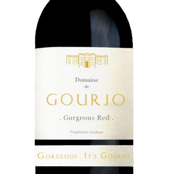 Domaine de Gourjo - Cuvée Gorgeous Red - Coteaux du Salagou