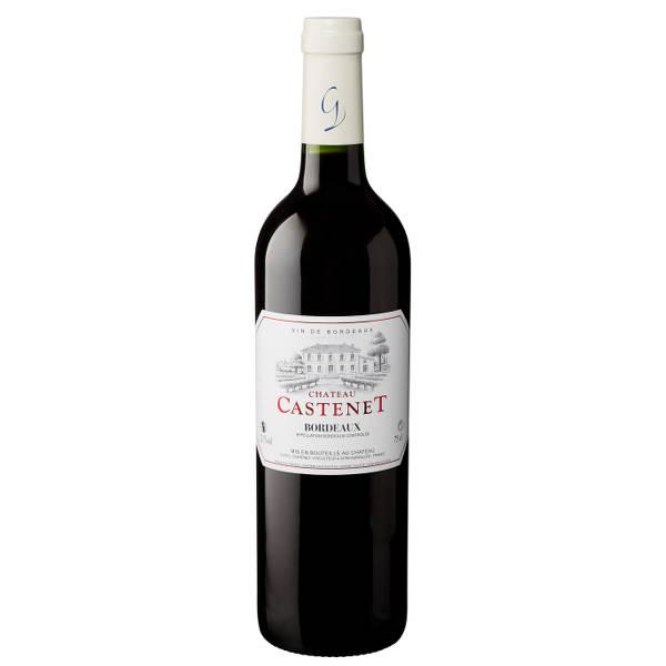 Château Castenet - Bordeaux Rouge