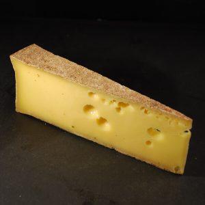 Abondance : Fromage au lait cru de vache