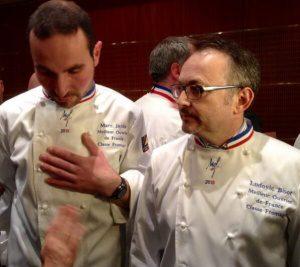 Marc Janin et Ludovic Bisot
