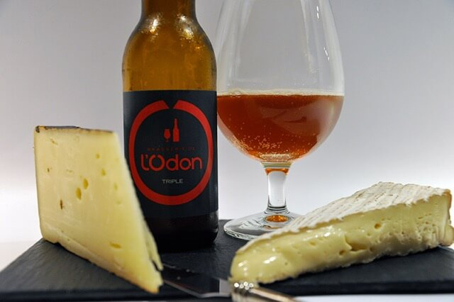 Plateau Bières Fromages du Mois