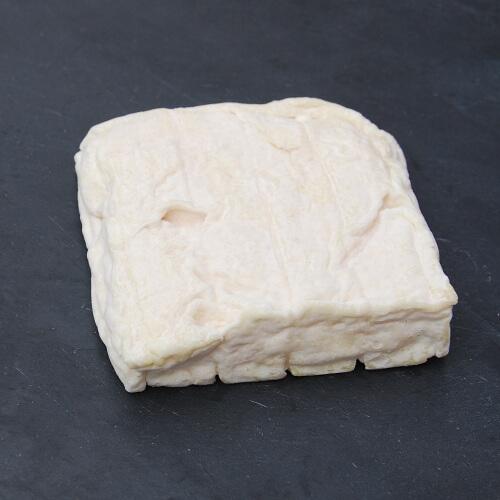 Carré Blanc : Chèvre au lait cru