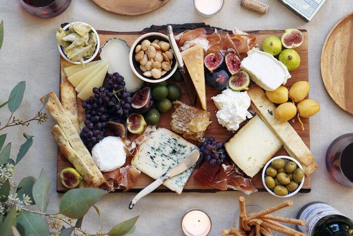 Comment composer un beau plateau de fromage