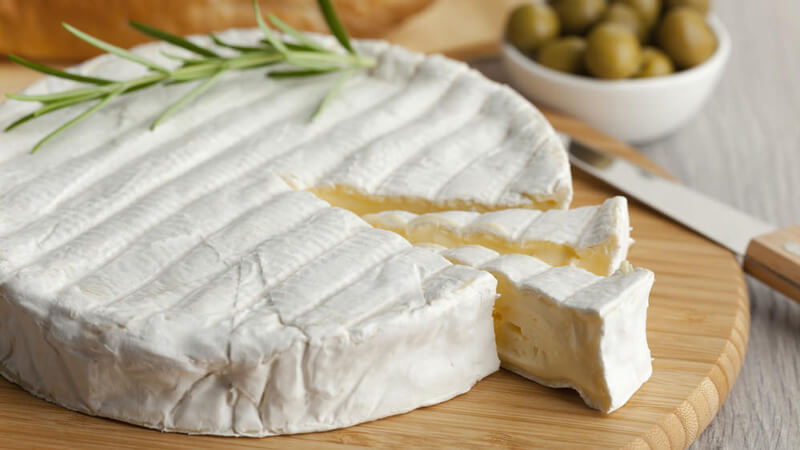 Le Brie : fromage onctueux