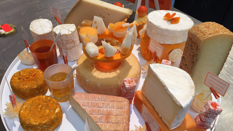 Le fromage du Nord
