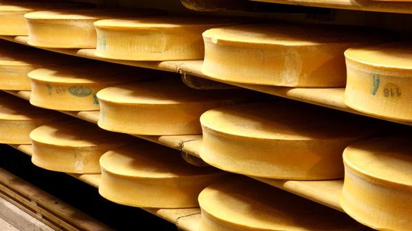 Affinage et conservation fromage