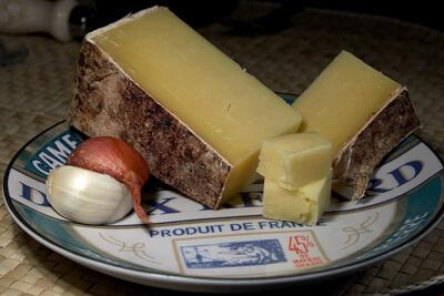 Fromage à pâte pressée non cuite : Cheddar
