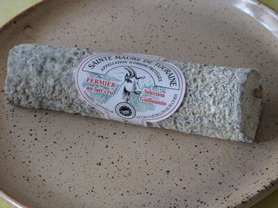 Croute Fromage naturelle Sainte-Maure