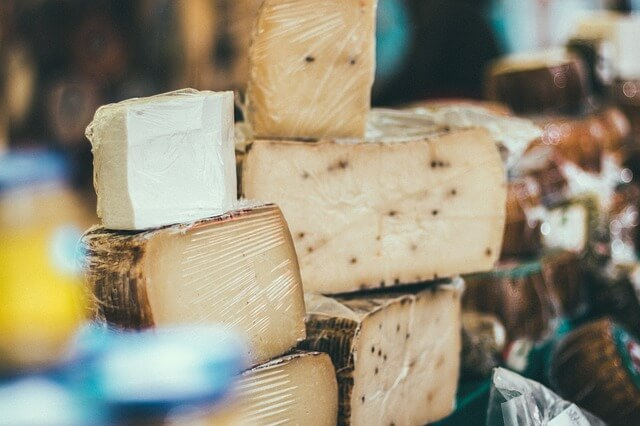Fromagerie à Rennes